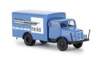 Brekina 71679 IFA S4000-1 Koffer Heiko Füller
