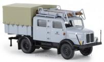 Brekina 71750 IFA S 4000-1 Bautruppwagen Deutsche Post