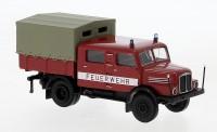 Brekina 71764 IFA S 4000-1 Bautruppwagen FW 3.