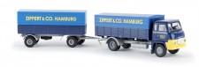 Brekina 85054 Scania LB76 PHZ Zippert & Co