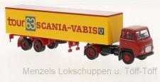 Brekina 85156 Scania LB76 KSZ Scania Tour 63