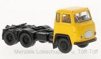 Brekina 85190-1 Scania LBS76 SZM (3a) gelb