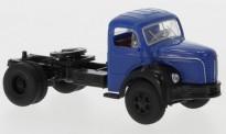 Brekina 85433 Berliet TLR8 SZM blau/schwarz