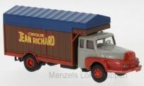 Brekina 85510 Unic ZU122 Koffer-Lkw Cirque Richard