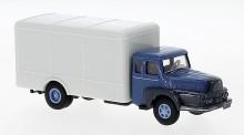 Brekina 85512 Unic ZU122 Koffer-Lkw blau/grau