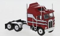 Brekina 85728 Kenworth K100 Aerodyne rot/weiß