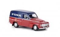 Brekina 92975 Volvo Duett Kasten Fona