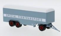 Brekina 95557 2a Koffer-Anhänger #19 Ferntransporte