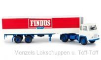 Brekina 98510 Scania LB76 Koffer-SZ Findus