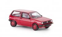 Brekina PCX870000 VW Polo II Steilheck 'FOX' rot