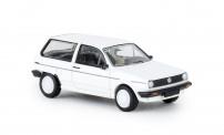 Brekina PCX870001 VW Polo II Steilheck 'FOX' weiß