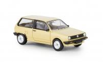 Brekina PCX870002 VW Polo II Steilheck beige