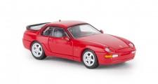 Brekina PCX870013 Porsche 968 rot