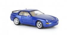Brekina PCX870015 Porsche 968 dunkelblau-met.