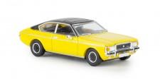 Brekina PCX870018 Ford Granada Coupé gelb