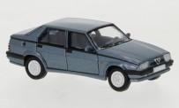 Brekina PCX870055 Alfa Romeo 75 dunkelblau-met. 1988