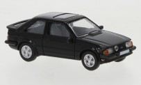 Brekina PCX870089 Ford Escort III XR3 schwarz 1981
