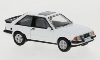 Brekina PCX870091 Ford Escort III XR3 weiß 1981