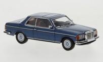 Brekina PCX870172 MB C123 Coupe blau-met. 1977