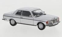 Brekina PCX870173 MB C123 Coupe silber 1977