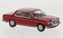 Brekina PCX870174 MB C123 Coupe rot 1977