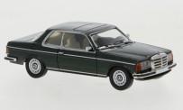 Brekina PCX870175 MB C123 Coupe grün-met. 1977