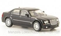 Brekina RIK38362 Chrysler 300C HEMI SRT8 schwarz-met.