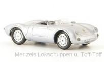 Brekina RIK38367 Porsche 550 Spyder silber