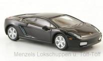Brekina RIK38402 Lamborghini Gallardo schwarz