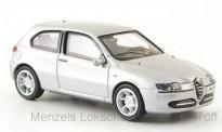 Brekina RIK38411 Alfa Romeo 147 silber 2001