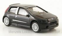 Brekina RIK38429 Fiat Punto, schwarz, 2003