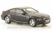 Brekina RIK38572 BMW M6 schwarz 2006