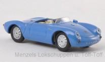 Brekina RIK38667 Porsche 550 Spyder blau