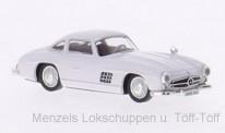 Brekina RIK38694 MB 300 SL (W198) weiß 1954