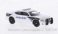 Brekina RIK38768 Dodge Charger Police USA