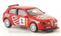 Brekina RIK38836 Alfa Romeo 147 Cup Version, No.1, 2001