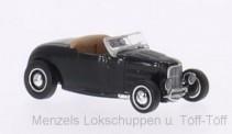 Brekina RIK38997 Ford Deuce schwarz