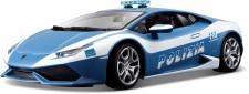 Bburago 11041BL Lamborghini Huracan Polizia
