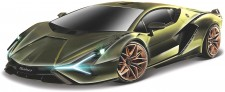 Bburago 11046 Lamborghini Sian FKP 37, matt-oliv 2019