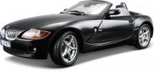 Bburago 12001BK BMW Z4 (E85) schwarz
