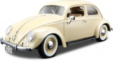 Bburago 12029W VW Käfer 1200 beige 1955