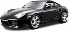 Bburago 12030BK Porsche 911 (996) Turbo schwarz