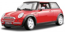 Bburago 12034R Mini Cooper rot 2001