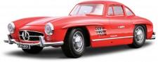 Bburago 12047R MB 300 SL Coupe rot 1954