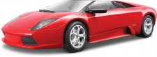 Bburago 12070R Lamborghini Murcielago Roadster rot