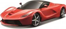 Bburago 16001R Ferrari LaFerrari rot