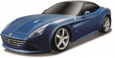 Bburago 16003BL Ferrari California T blaumet.