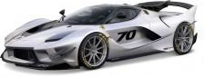 Bburago 16012GY Ferrari FXX-K Evoluzione, grau