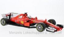 Bburago 16805V Ferrari SF17-T F1 #5 Sebastian Vettel