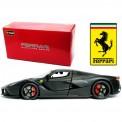 Bburago 16901BK Ferrari LaFerrari schwarz